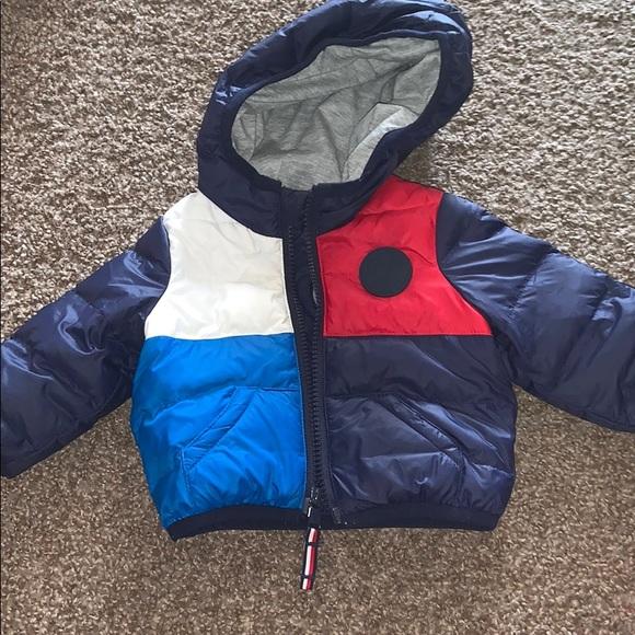 eef597b3 Tommy Hilfiger Jackets & Coats | Baby Boy Jacket | Poshmark